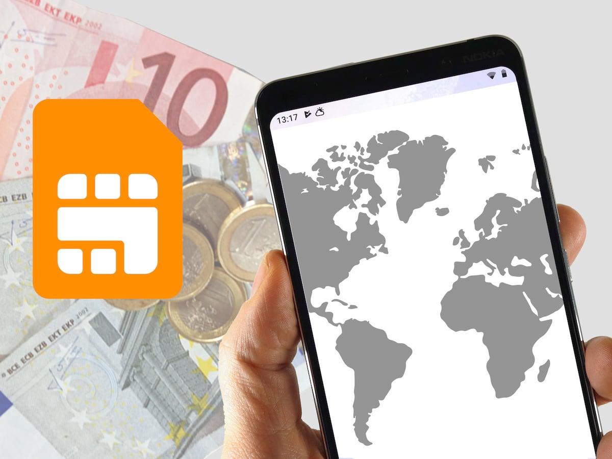 Blitzer Holland Karte.Prepaid Karten Im Ausland Aufladen Teltarif De Ratgeber