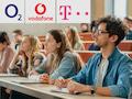 Studenten-Tarife in der Übersicht