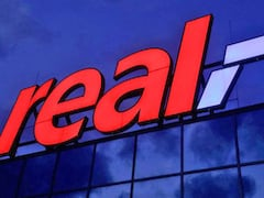 Real's online shop changes hands