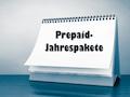 Prepaid-Jahrespakete im Vergleich