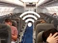 WLAN im Flugzeug ist für Streaming-Inhalte nicht geeignet.