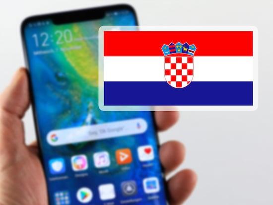 Roaming Telefonieren Und Surfen In Kroatien Teltarif De Ratgeber