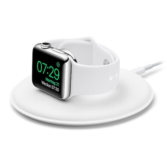 Apple watch Ladedock