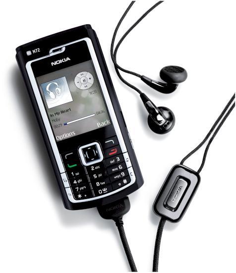 Motorola Rokr E8 Und Nokia N72 Im Vergleich