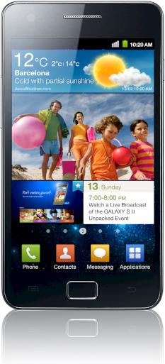 Samsung Galaxy S II (32GB)