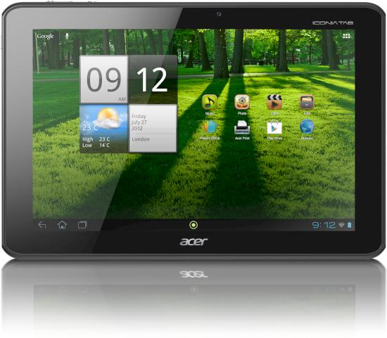 Acer Iconia a700
