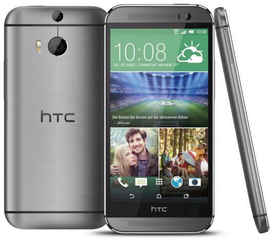 HTC One (M8): Technische Daten, Test, News, Preise